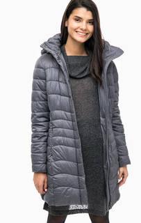 Длинная зимняя куртка с капюшоном Luhta