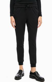 Черные брюки джоггеры Rich&Royal