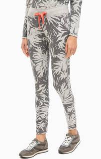 Укороченные серые брюки Juvia