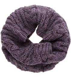 Вязаный шарф-хомут Buff
