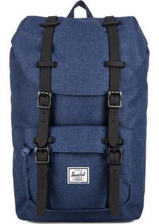 Текстильный рюкзак с откидным клапаном Herschel