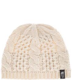 Вязаная шапка с подкладкой The North Face