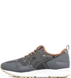 Серые кроссовки с вкладной стелькой Asics Tiger
