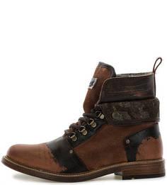 Высокие зимние ботинки Nobrand