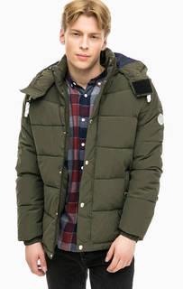 Демисезонная куртка с капюшоном Jack & Jones