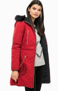 Двусторонняя демисезонная куртка на молнии Desigual