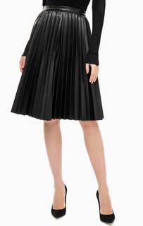 Плиссированная юбка средней длины Marciano Guess