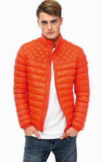 Легкая оранжевая куртка Strellson