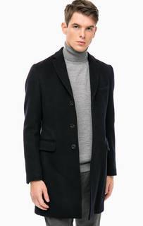 Классическое шерстяное пальто Marc Opolo