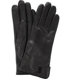 Перчатки из лайковой кожи с подкладкой Bartoc