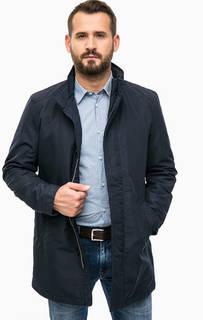 Демисезонная куртка синего цвета Geox