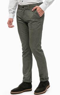 Зауженные серые брюки Lerros