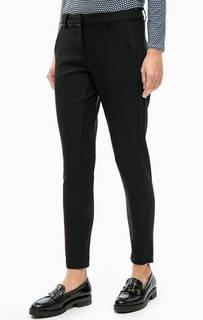 Укороченные черные брюки Lerros