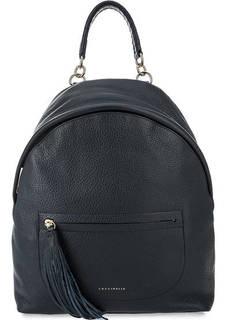 Кожаный рюкзак с одним отделом Coccinelle