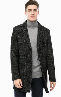 Демисезонное пальто на пуговицах Cinque