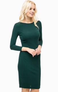 Приталенное зеленое платье Sugarhill Boutique