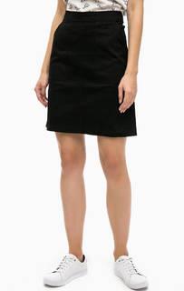 Короткая юбка из хлопка Sugarhill Boutique
