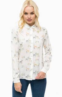 Приталенная рубашка из вискозы Sugarhill Boutique