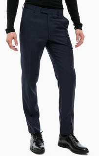 Синие классические брюки Pierre Cardin