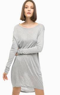 Платье-футболка с вырезом на спине Cheap Monday