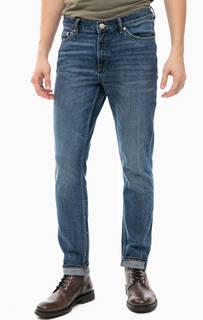 Зауженные джинсы с заломами Cheap Monday
