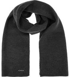 Серый трикотажный шарф Capo