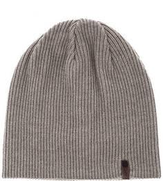 Серая шерстяная шапка Capo