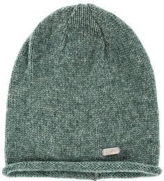 Зеленая трикотажная шапка Capo