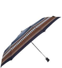 Синий складной зонт Doppler