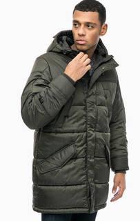 Длинная зимняя куртка с капюшоном G Star RAW