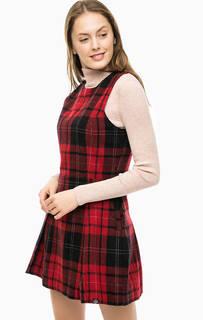 Платье с расклешенной юбкой и карманами Superdry