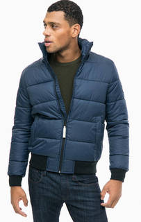 Короткая демисезонная куртка на молнии Tom Tailor Denim