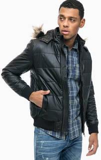 Короткая демисезонная куртка с капюшоном Mavi