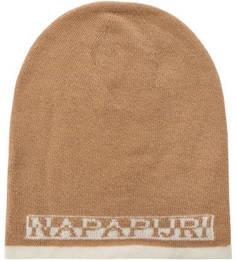 Двусторонняя вязаная шапка Napapijri
