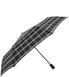 Складной зонт с куполом в клетку Flioraj