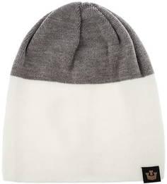 Трикотажная шапка молочного цвета Goorin Bros.