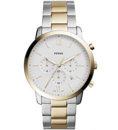 Кварцевые часы с влагозащитой Fossil