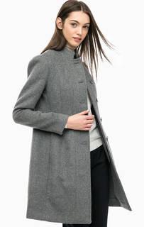 Классическое демисезонное пальто Armani Jeans