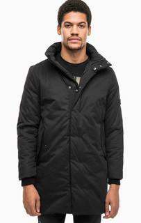 Демисезонная куртка черного цвета Religion