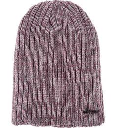 Двусторонняя шапка мелкой вязки Herman