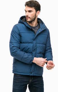 Короткая демисезонная куртка с капюшоном Jack & Jones