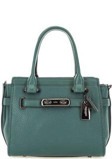 Маленькая сумка со съемным плечевым ремнем Coach