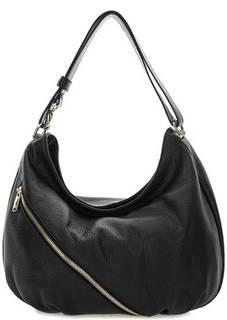 Вместительная сумка из мягкой кожи Fiato