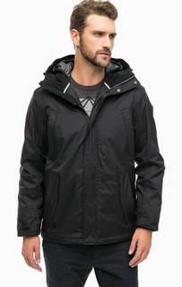 Демисезонная куртка с капюшоном Luhta