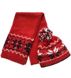 Комплект из шапки и шарфа Luhta