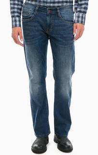 Расклешенные джинсы с низкой посадкой Mustang