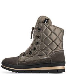 Зимние ботинки с металлической отделкой Jog Dog