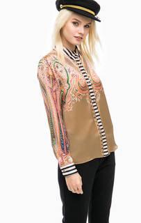 Блуза с отложным воротничком Scotch&Soda