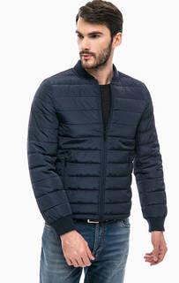 Короткая куртка на двухзамковой молнии Liu Jo Uomo