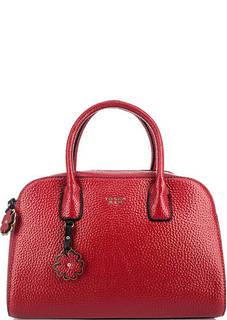 Красная сумка с короткими ручками Tosca BLU